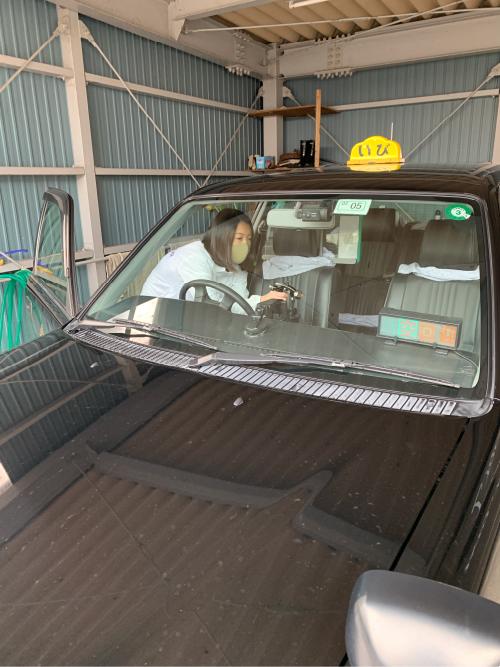 タクシー車両(揖斐タクシー様)